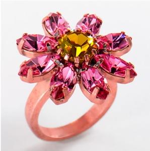 poppyflowerring
