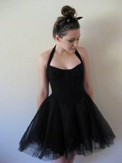 Tadashi Tutu Dress