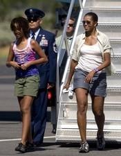 MichelleObamaShorts