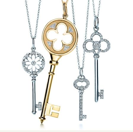 5ef7bbac2 Tiffany Jewellery UK online: Currently Coveting: Tiffany - Key Jewellery