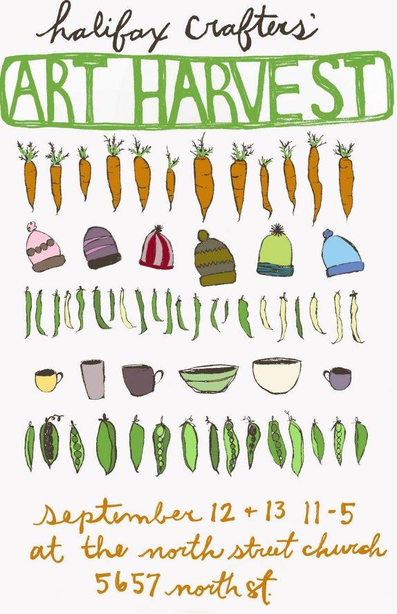 art harvest e-poster