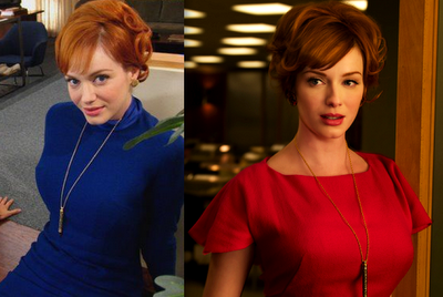 JOAN MAD MEN