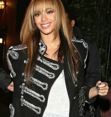 BeyonceBalmain