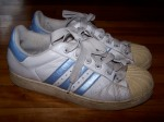 Adidas (gift - I was listening to a lot of Beastie Boys at the time, the closest I'll come to a hip hop phase)