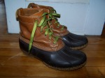 LL Bean (Freeport ME store - we have cold wet winters in NS)