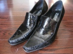 Franco Sarto from John David's: These have a red twin that I bought at a BOGO sale...
