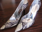 "Guess from John David's: This is the famous ""Carrie"" pump which Guess makes in many iterations...."