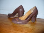 Blay (Fanatic Footwear): General purpose brown shoe that's not as boring as a brown shoe could be.