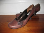 Steve Madden - Frenchy's - Do I need two pairs of brown round-toed pumps? But I love them both!