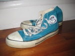 Chuck Taylor Knockoffs - I purchased these for like $3 about 15 years ago...