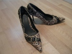 Leopard pumps-Spring -  These are my cougar-in-training shoes. I've only worn them a couple times but seriously how much fun are they!?