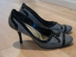 Tweed pumps-Winners - I've had these things for years and they are as comfy as walking on a cloud. I wear them all the time.