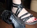 Roomate Shoe Porn Monday (part 2): Rebecca