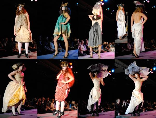 Atlantic Fashion Week 2011 Sebastian Couture