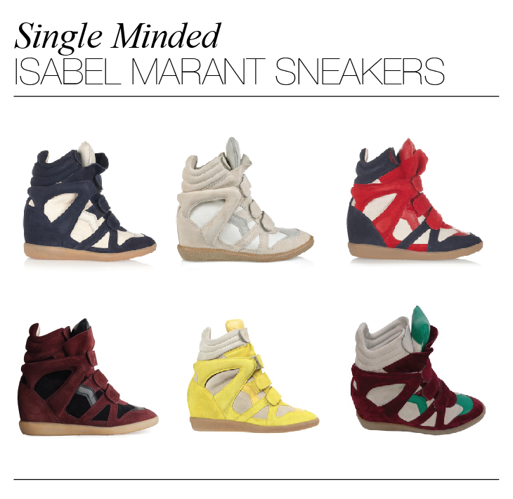 Isabel Marant Sneakers   Fashionable