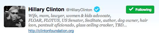 Hilary-Clintons-Twitter-Bio
