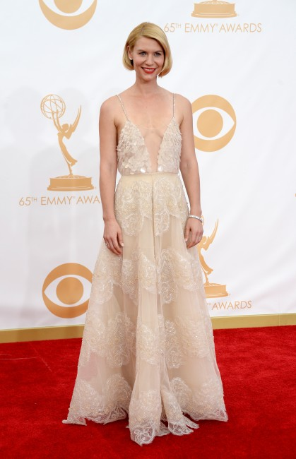 Emmys-2013-Clarie-Danes