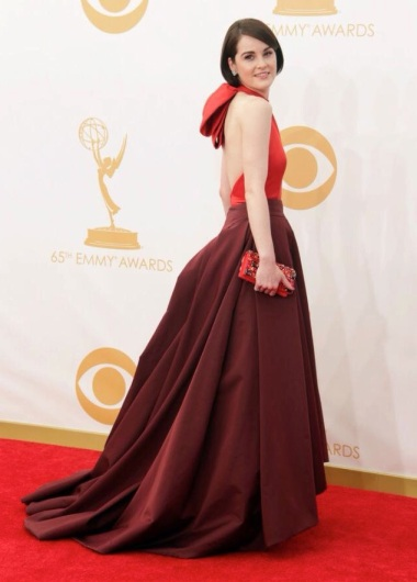 Emmys-2013-Michelle-Dockery
