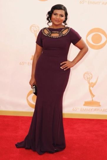Emmys-2013-Mindy-Kaling